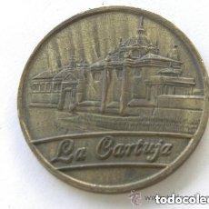 Trofeos y medallas: COLECCIONISMO EXPO´92 DE SEVILLA : MEDALLA CONMEMORATIVA DE LA EXPO, LA CARTUJA.. Lote 156676874