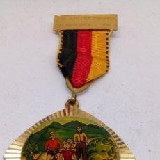 Trofeos y medallas: MEDALLA TROFEO DEUTSCHER 1974. Lote 162290133