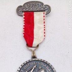 Trofeos y medallas: MEDALLA TRAVENMUNDE 1975. Lote 162296224