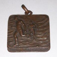 Trofeos y medallas: MEDALLA DEPORTIVA CROSS COUNTRY VALLMITJANA. Lote 163732288