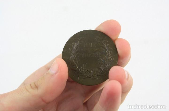 Trofeos y medallas: Medalla francesa con grabado de Louis Oscar Roty, Republique française, ministere de l'interieur. - Foto 2 - 163831374