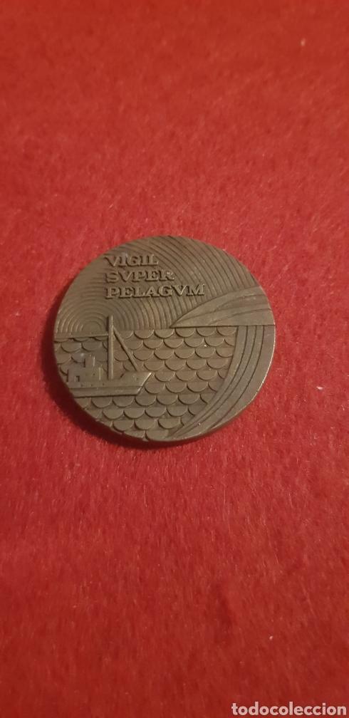 MEDALLA CONMEMORATIVA TELEFÓNICA 1977 (Numismática - Medallería - Trofeos y Conmemorativas)