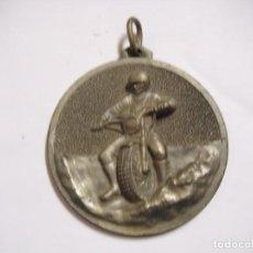 Trofeos y medallas: MEDALLA DE LA I PUJADA T.T. L'ALEIXAR AÑO 1981. Lote 165514818