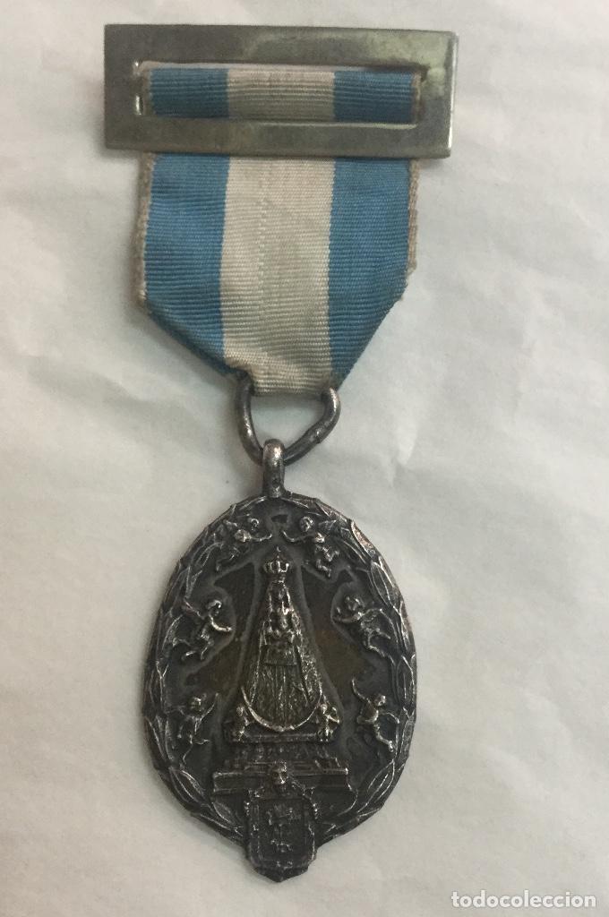 MEDALLA VIRGEN DE BEGOÑA CINCUENTENARIO DE LA CORONACION 1900-1950 (Numismática - Medallería - Trofeos y Conmemorativas)