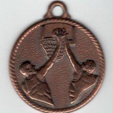 Trofeos y medallas: XII HORES DE BÀSQUET PÀLCAM VIII EDICIÓ, MAIG 1994. Lote 169558204