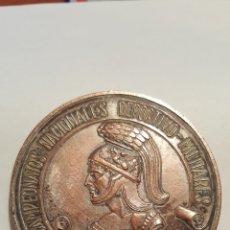 Trofeos y medallas: MEDALLA DE LOS CAMPEONATOS NACIONALES DEPORTIVO-MILITARES. POLO 1951. Lote 171270714