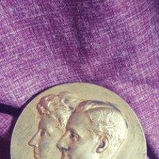 Trofeos y medallas: MEDALLA EXPOSICIÓN HISPANO-FRANCESA 1908. Lote 171356349
