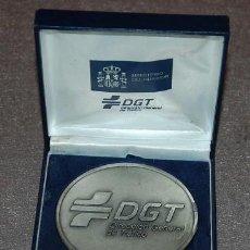 Trofeos y medallas: MEDALLA DE LA DGT (DIRECCION GENERAL DE TRAFICO) 50 ANIVESARIO 1959-2009. Lote 171451193