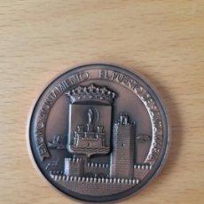 Trofeos y medallas: MEDALLA CONMEMORATIVA AYTO. PTO. SANTA MARÍA 1880 - 1980.. Lote 171535423