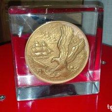 Trofeos y medallas: MEDALLA CONMEMORATIVA. Lote 172984459
