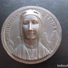 Trofeos y medallas: MEDALLA DE MONTSERRAT CENTENARIO DE LA PATRONA 1881-1981. Lote 173795924