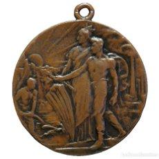 Trofeos y medallas: MEDALLA SOLIDARITAT CATALANA 1906 . Lote 173853725