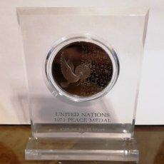 Trofeos y medallas: MEDALLA CONMEMORATIVA (1973) - MEDALLA DE LA PAZ. Lote 174049190