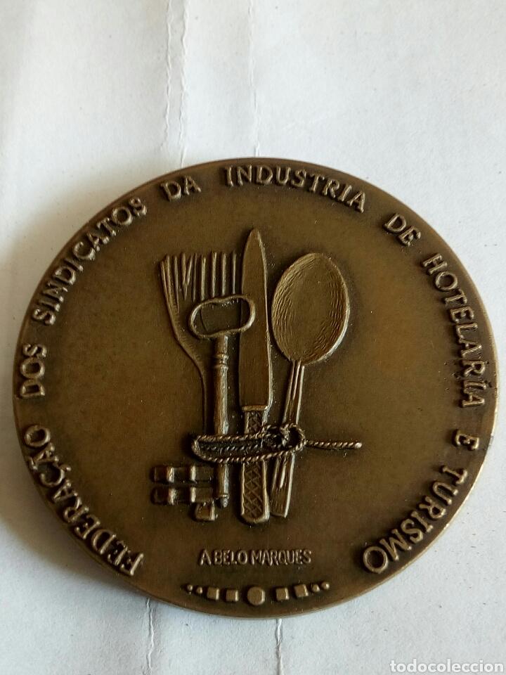 Trofeos y medallas: MEDALLA 1° CONGRESO ESTORIV 1978 - Foto 2 - 175204345