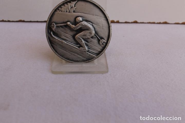 Trofeos y medallas: MEDALLA DE BRONCE CAMPEONATO DE ESQUI EN LA SAMBUY - Foto 4 - 175343915
