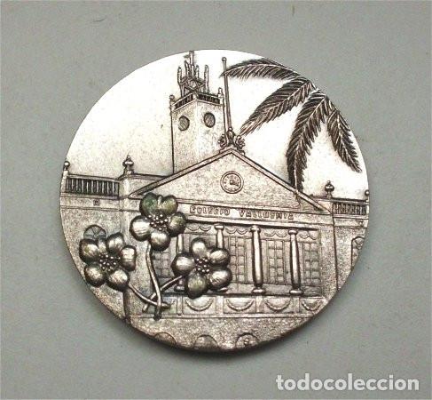 MEDALLA COLEGIO VALLDEMIA - MARISTAS DE MATARÓ (BARCELONA) (Numismática - Medallería - Trofeos y Conmemorativas)