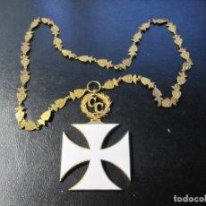 Trofeos y medallas: MEDALLA DE HONOR DE COLEGIO DE LAS CARMELITAS. Lote 178662752