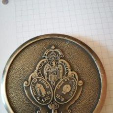 Trofeos y medallas: MEDALLÓN CONMEMORATIVO CAJA DE AHORROS Y MONTE DE PIEDAD DE MADRID. Lote 178968691