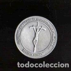 Trofeos y medallas: MEDALLA DE LA REVISTA MISIÓN. MEDALLA-042. Lote 180875267