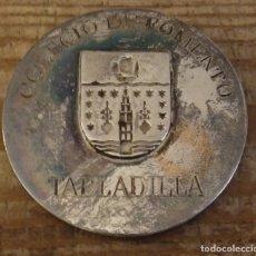 Trofeos y medallas: SEVILLA, 1996, MEDALLA 25 ANIVERSARIO FUNDACION COLEGIO TABLADILLA, MUY RARA, 6 CMS DE DIAMETRO. Lote 182144607
