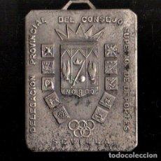 Trofeos y medallas: MEDALLA DEPORTIVA. MEDALLA-065 ,2. Lote 183258777