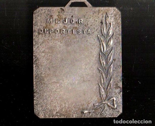 Trofeos y medallas: MEDALLA DEPORTIVA. MEDALLA-065 ,2 - Foto 2 - 183258777