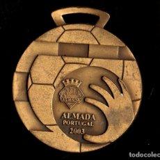Trofeos y medallas: MEDALLA DEPORTIVA. XXIII TORNIO INTERNACIONAL ANDEBOL. MEDALLA-074. Lote 183315822