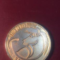 Trofeos y medallas: FERIA DE SAN MIGUEL,(SEVILLA 2001).. Lote 183867120
