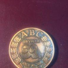Trofeos y medallas: 50 AÑOS DEL ABC DE SEVILLA.(1929/1979). Lote 183867345