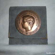 Trofeos y medallas: MEDALLA IV CENTENARIO S.A.R. D. FELIPE DE BORBON Y GRECIA PRINCIPE DE ASTURIAS 1988 . Lote 186326090