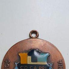 Trofeos y medallas: GRAN MEDALLA AL MERITO DEPORTIVO FOOTBALL - COMUNIDAD CATÓLICA PRIMARIA – 1988. Lote 186360238