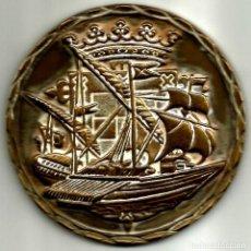Trofeos y medallas: MEDALLA DE LA EMPRESA NACIONAL BAZÁN. CARTAGENA.. Lote 192182733