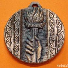 Trofeos y medallas: GRAN MEDALLA DE METAL - EXFIDE - FIGUERAS, FIGUERES - AÑO 1974 - PESO 82,70 GRAMOS - ... L613. Lote 192724556