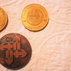 Trofeos y medallas: LOTE DE MEDALLAS NUMISMÁTICAS. Lote 192990591