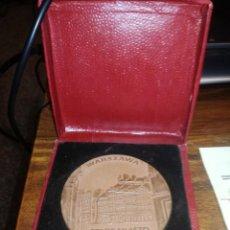 Trofeos y medallas: MEDALLA POLONIA . Lote 194169490