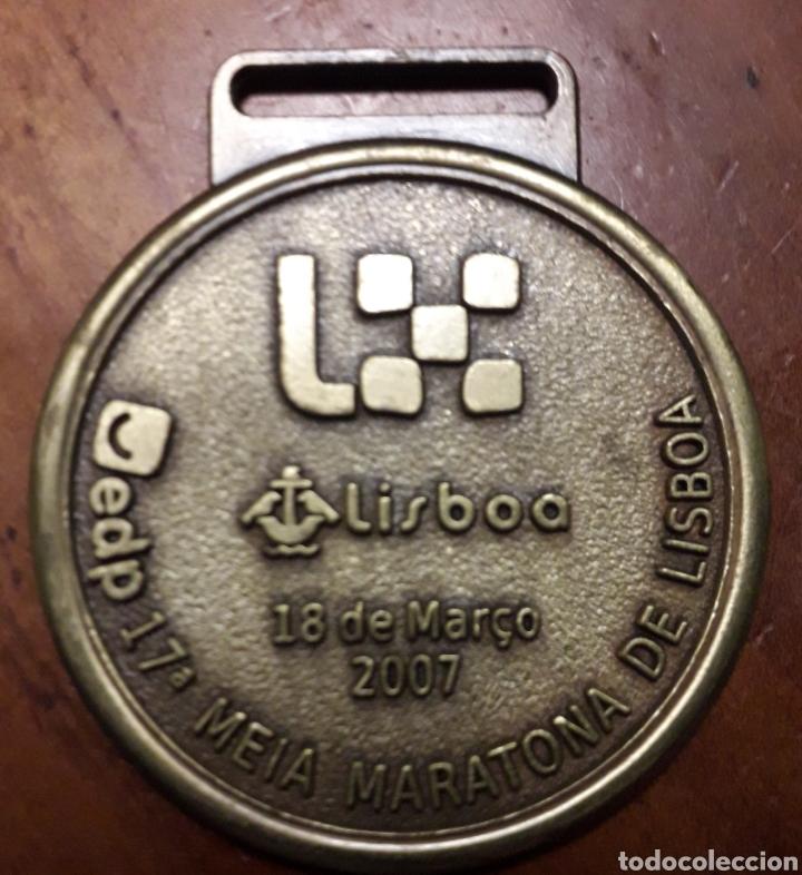 Trofeos y medallas: Bronce Medallon maratón de Lisboa - Foto 2 - 194238831