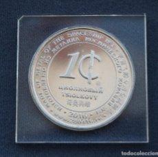 Trofeos y medallas: MONEDA CONMEMORATIVA TSIOLKOVY. Lote 194351737