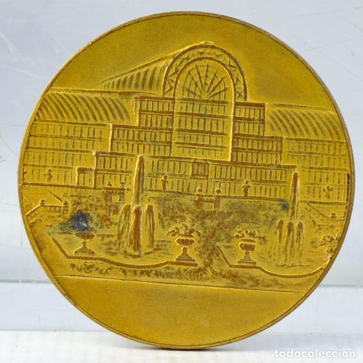 Trofeos y medallas: Medalla London International Exhibition 1909 - 56 mm - Foto 2 - 194615230