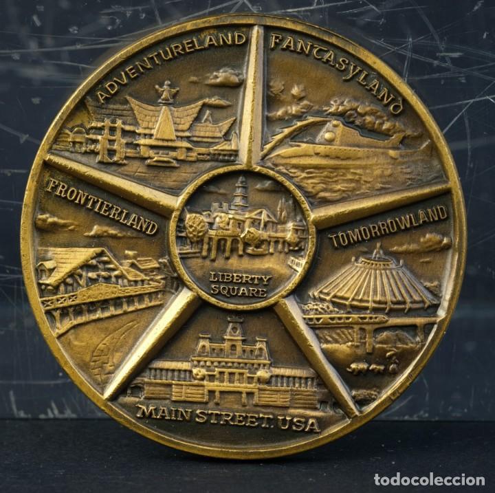 Trofeos y medallas: Medalla Walt Disney World. Souvenir - 38 mm - Foto 4 - 194616117
