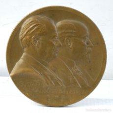 Trofeos y medallas: MEDALLA EN BRONCE GUSTAF DE LAVAL JOHN BERNSTROM 1883 - 1908 - 60MM . Lote 194616131