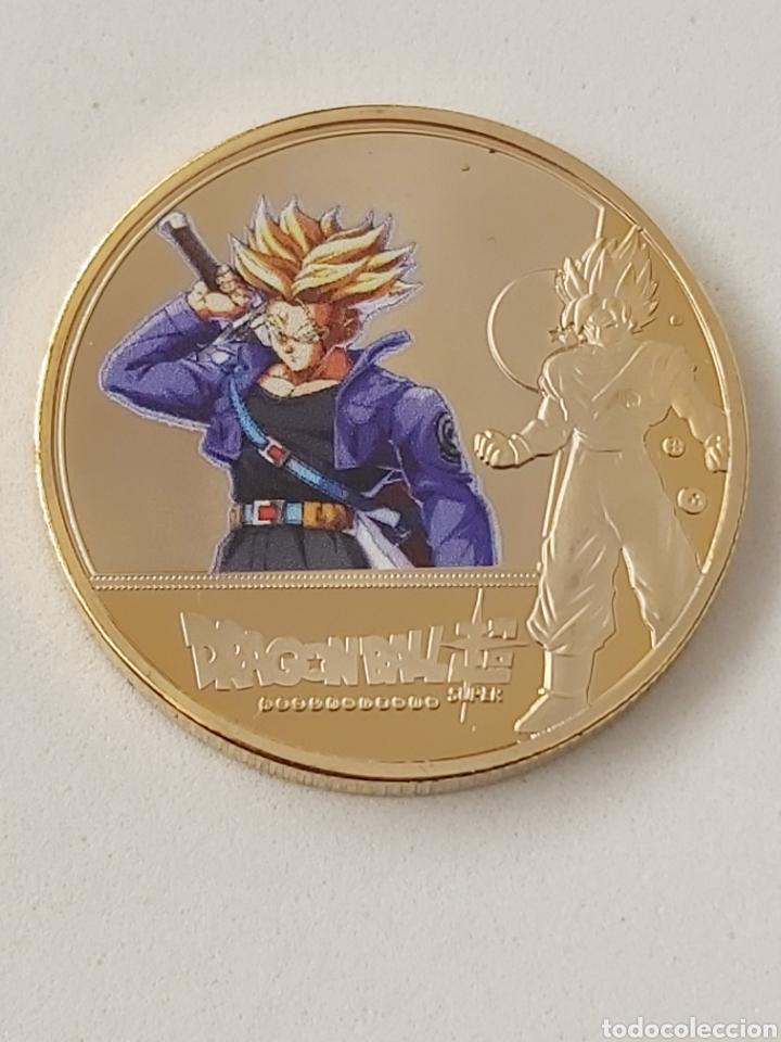 FANTÁSTICA MONEDA DE ORO DE COLECCION DE LA BOLA DEL DRAC (Numismática - Medallería - Trofeos y Conmemorativas)