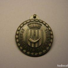 Trofeos y medallas: MEDALLA DEL AYUNTAMIENTO DE CORNELLÀ, AÑOS 80 O ANTES.. Lote 195071572