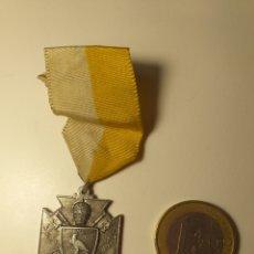 Trofeos y medallas: MEDALLA DEL CONGRESO DIOCESANO DE ACCIÓN CATÓLICA BARCELONA 1949. Lote 195205958