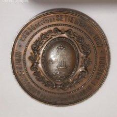 Trofeos y medallas: ARGENTINA. CENSO DE EMPADRONAMIENTO GENERAL 1887. Lote 195223052
