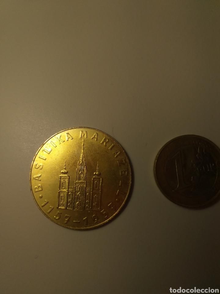 Trofeos y medallas: 1955 - Medalla conmemorativa basilika mariazell - 1157 - 1957 MAGNA MATER AUSTRIAE - Foto 2 - 195353472