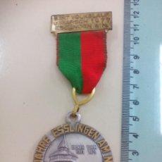 Trofeos y medallas: 5. INT. VOLKSLAUF U. MARSCH 1977 ESSLINGEN. JAHRE AM NECKAR MEDALLA, . ALEMANIA, SENDERISMO. Lote 195464647