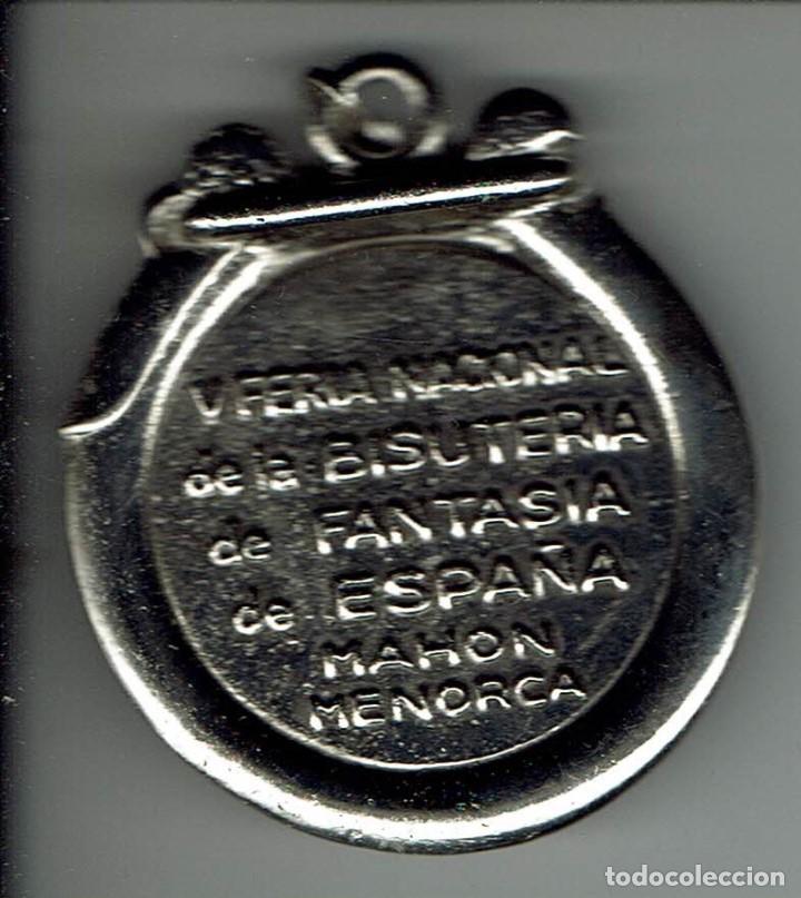 Trofeos y medallas: MEDALLA/PISAPAPELES CONMEMORATIVO SEBIME 1978 MAHÓN MENORCA - Foto 2 - 46468034