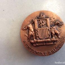 Trofeos y medallas: MEDALLONES CONMEMORATIVOS. Lote 196627543