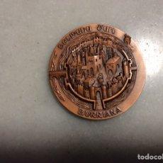 Trofeos y medallas: MEDALLONES CONMEMORATIVOS. Lote 196669157