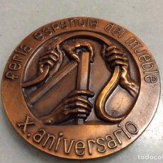 Trofeos y medallas: MEDALLONES CONMEMORATIVOS. Lote 196814951